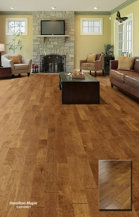 Hamilton maple tlehy0903 la choob floors premium for Hardwood floors hamilton