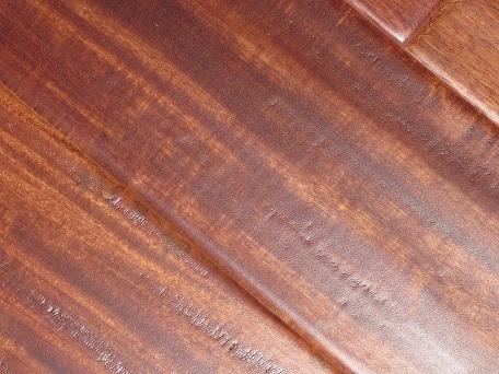 Santos Mahogany Solid Hand Scraped La Choob Floors Premium